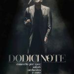 """Claudio Baglioni: a Roma con """"DODICI NOTE"""""""