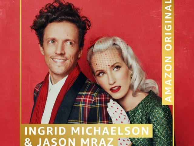 Amazon Music annuncia nuove canzoni natalizie Amazon Original di Ellie Goulding, Ingrid Michaelson & Jason Mraz e altri