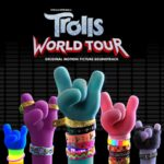 "Disponibile la colonna sonora ""TROLLS WORLD TOUR"""