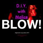 """E' uscito l'album d'esordio dei D.I.Y. with Malice: """"BLOW!"""""""