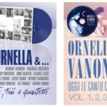 """Ornella Vanoni: due nuove collezioni in vinile e cofanetto """"Ornella &…(duetti, trii, quartetti)"""""""