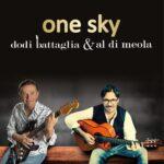 """DODI BATTAGLIA: in radio e in digitale il nuovo brano """"ONE SKY"""""""