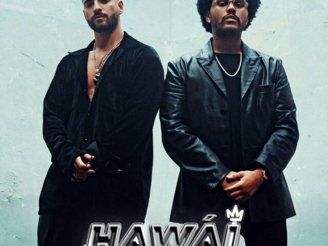 """""""HAWÁI REMIX"""" di MALUMA e THE WEEKND è certificato ORO"""