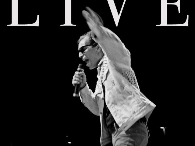 """Esce """"LIVE!"""": primo album dal vivo di FRANCESCO BELLUCCI"""