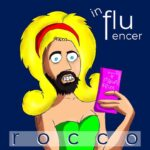 """""""Influencer"""" è il nuovo singolo di Rocco"""