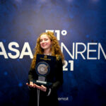 SANREMO 2021: ELENA FAGGI vince i SOUNDIES AWARDS