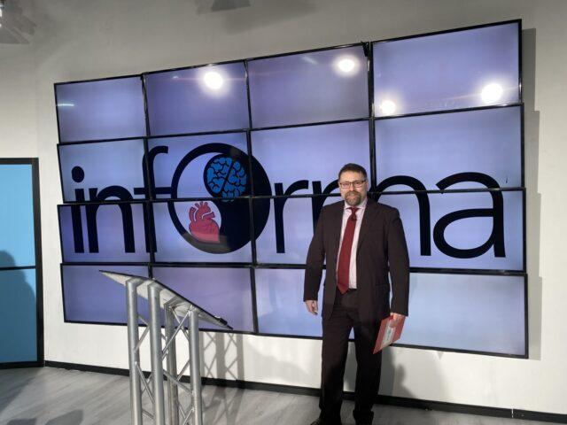 """La Tv """"InForma"""" è su BOM Channel e La Grande Italia Tv"""