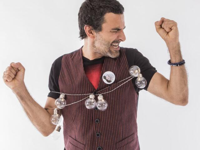 """Riki Cellini annuncia il nuovo singolo """"Canzonissima"""""""
