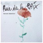 """""""Rue de la Paix"""": Il nuovo album di Gerardo Balestrieri"""