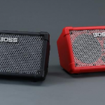 BOSS annuncia l'amplificatore stereo a batteria CUBE STREET II