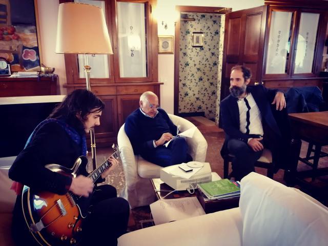 """LOMBROSO: """"Sentimento Rock"""" è il nuovo singolo"""
